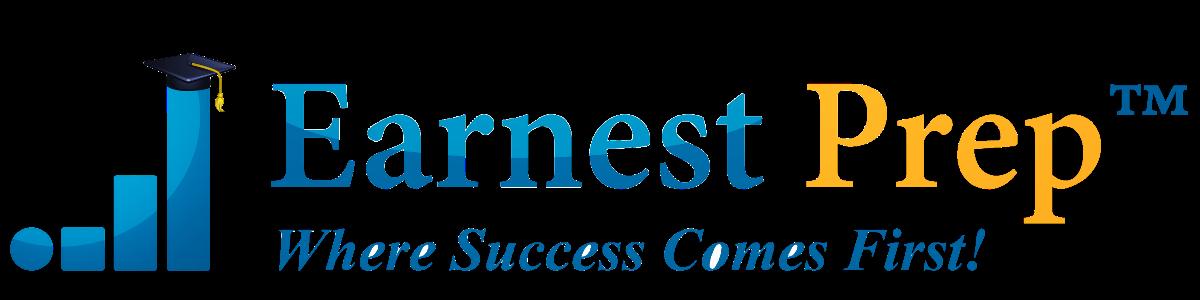 Earnest Prep Logo Complete